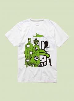 MASH UP T-shirt NO.29