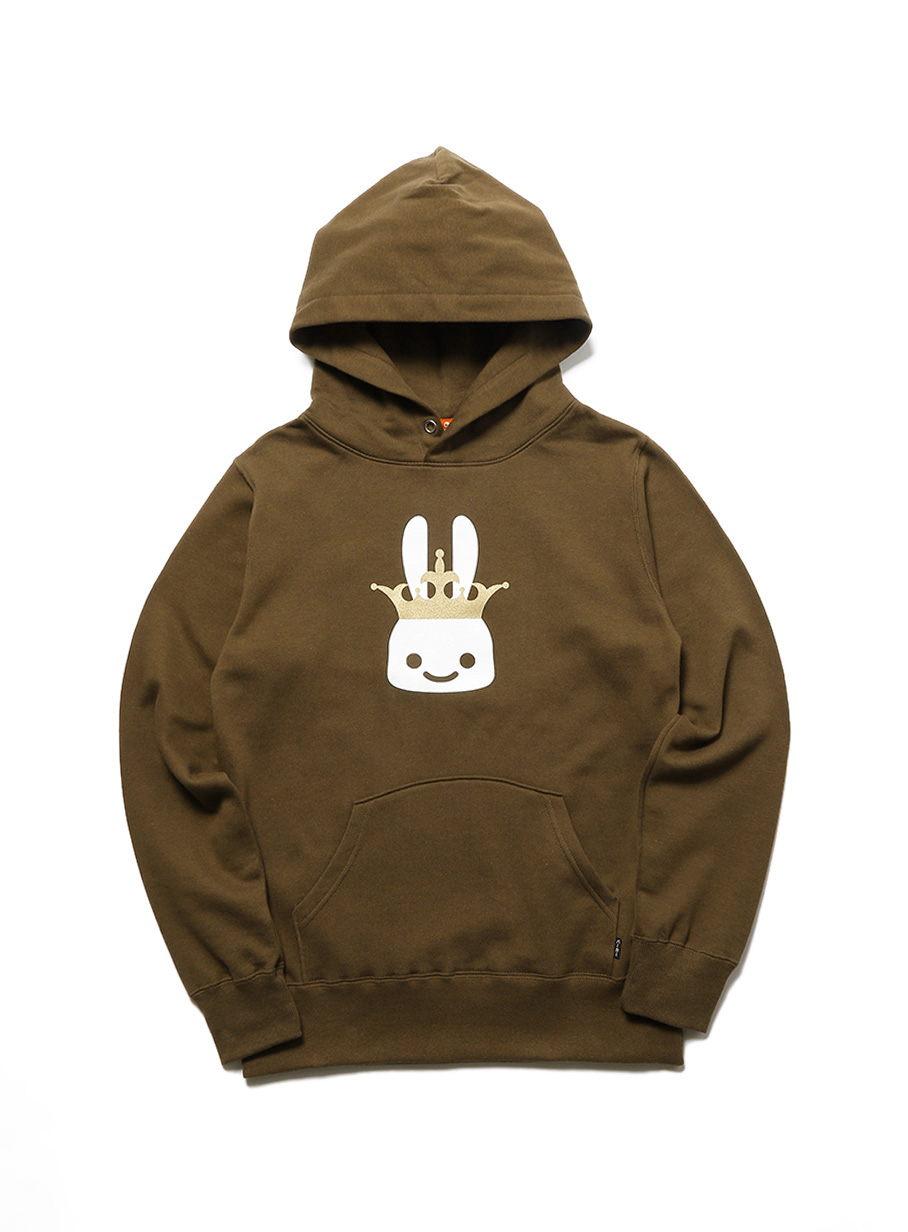 GREATEST HITS PULL PARKA