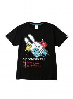 O.P.M.C FES T-shirt THE COMPRESSORS