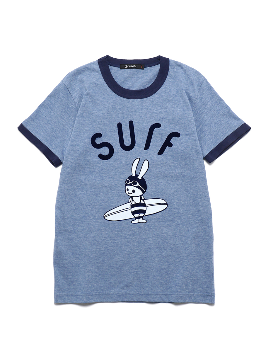 CLUB RINGER T-Shirt SURF