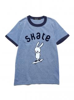 CLUB RINGER T-Shirt SKATE