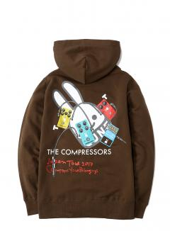 O.P.M.C FES PARKA THE COMPRESSORS