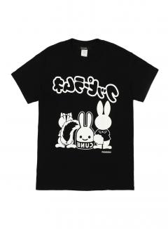 23rd COLLAB T-SHIRT クッピーラムネ背面