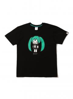 25th COLLAB T-SHIRTS 初音ミク 二頭身