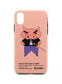 25th COLLAB iPhone cover X/XS クレヨンしんちゃん ぶりぶりざえもん