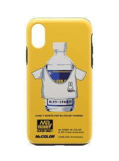 25th COLLAB iPhone cover X/XS Mr.カラー うすめ液(中)