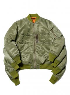 eight arms flight jacket