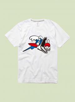 MASH UP T-shirt NO.17