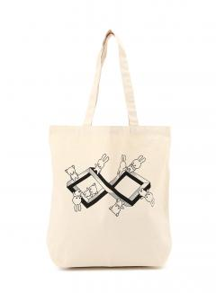8th Anniv. TOTE BAG 8の騙し絵