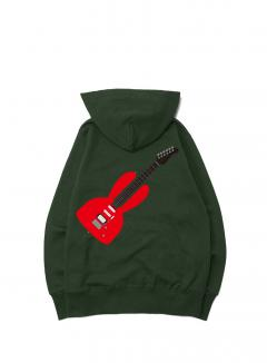6th Anniv. ZIP PARKA 弾けないギター
