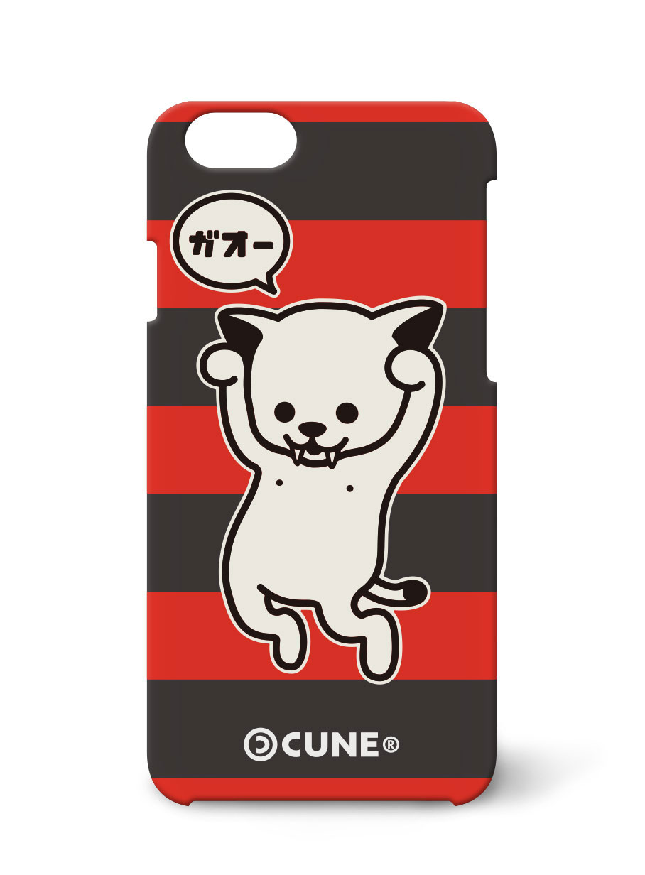 iPhone case ガオー
