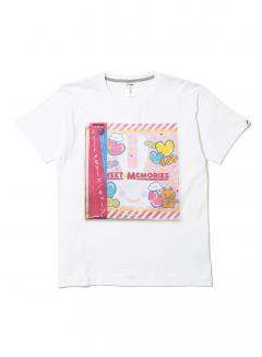 CUNE S/S Tee SWEET MEMORIES POP
