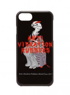 iPhoneケース ANTI VIBRATION RUBBERS